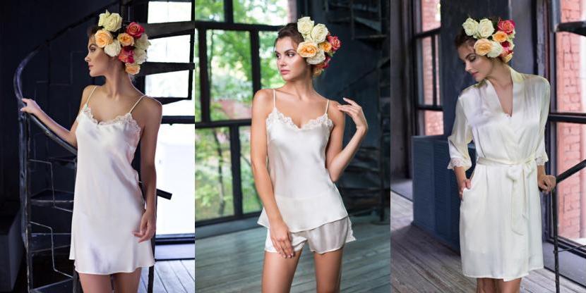 пижамы сорочки, халаты Kristy Mia Mia купить в интернет магазине