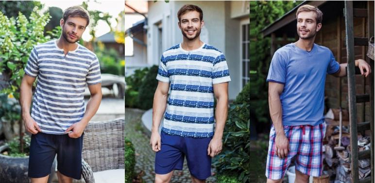 Мужские пижамы халаты нижнее белье Key купить