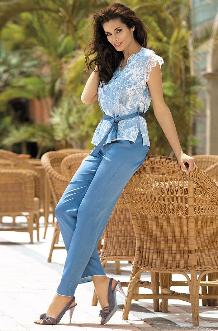 домашняя одежда пижамы Mia-Mia
