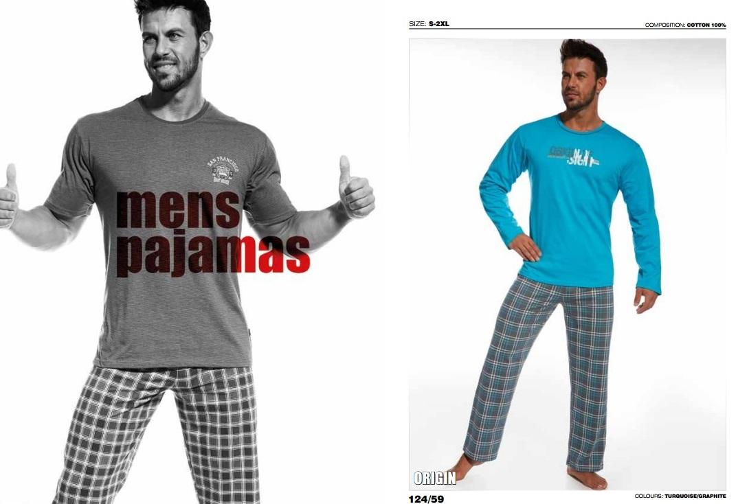 Мужские пижамы Cornette купить