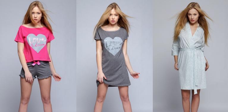 домашняя одежда Sensis  мода