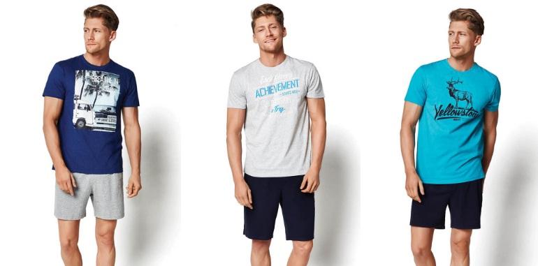 Мужские пижамы халаты нижнее белье Henderson купить