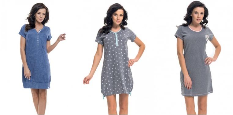 Сорочки пижамы халаты Dobranocka Польша купить Киев