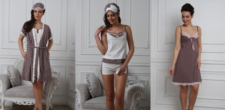 Сорочки пижамы халаты Emmi Россия купить