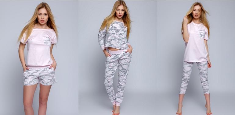 одежда для дома сорочки пижамы халаты Sensis Польша хлопок