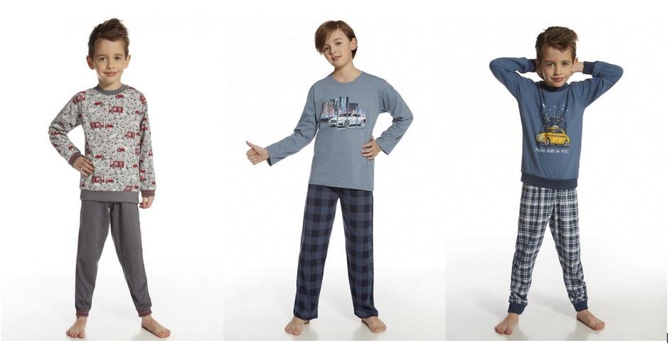пижамы для мальчиков Cornette