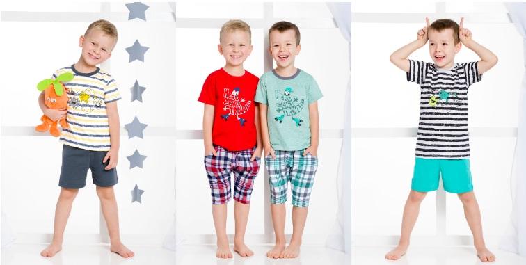 Детские пижамы ночные сорочки для девочек мальчиков Польша TARO