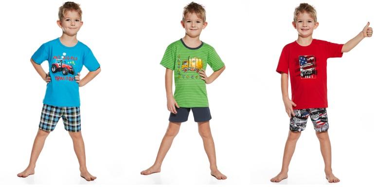 Пижамы детские для мальчиков Cornette купить в интернет-магазине Киев