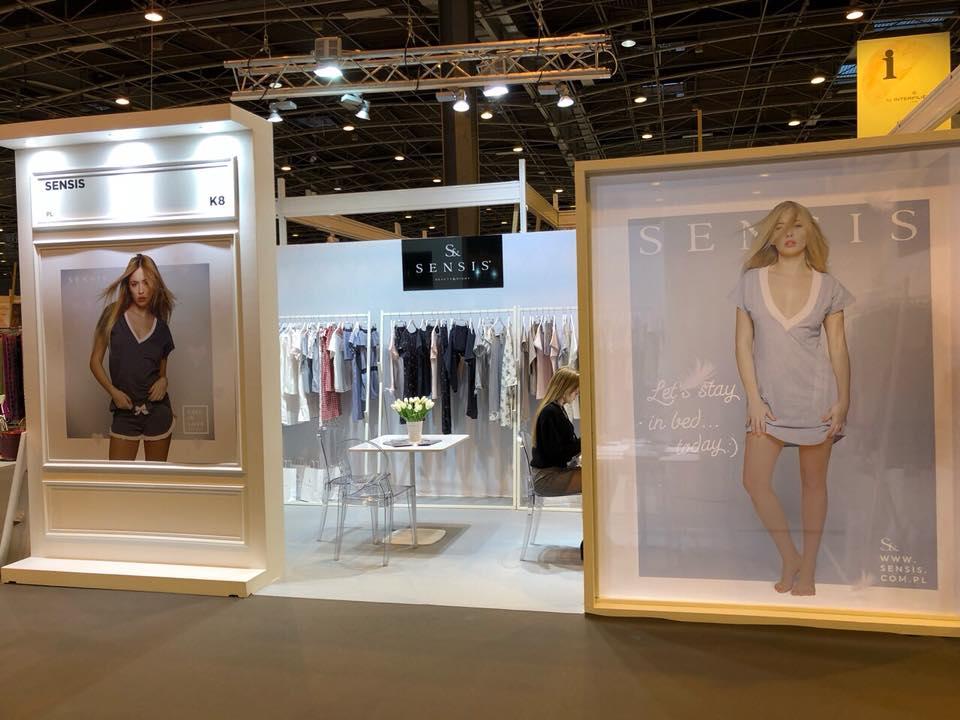 Sensis на международной выставке в Париже 2018