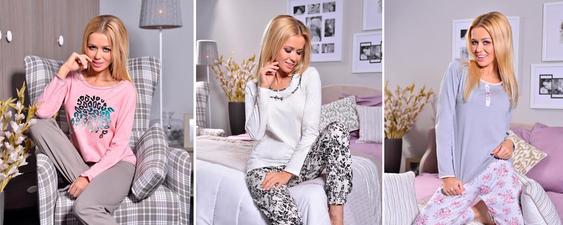 Женские пижамы и ночные сорочки TARO купить в Киеве - интернет-магазин RELISH.COM.UA!
