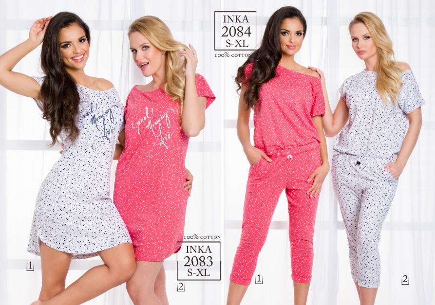 Пижамы и ночные сорочки купить