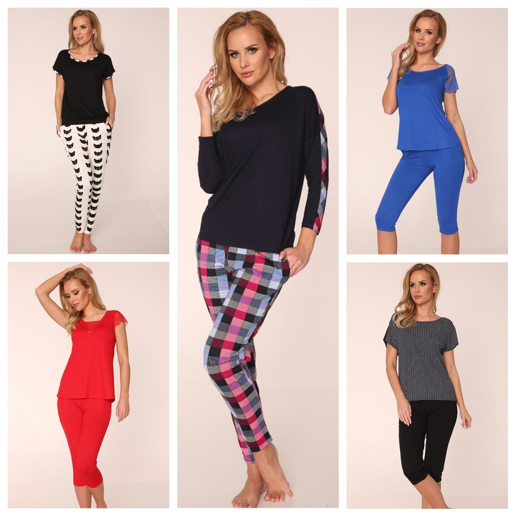 Женские пижамы De Lafense