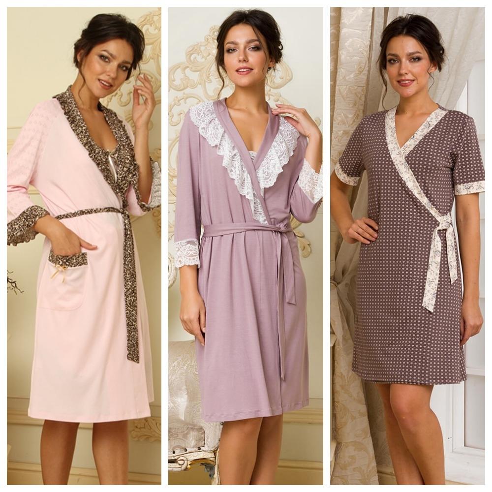 Женские халаты Emmi