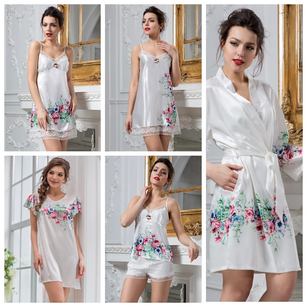 Сорочки комплекты халаты Franchesca Mia-Mia купить