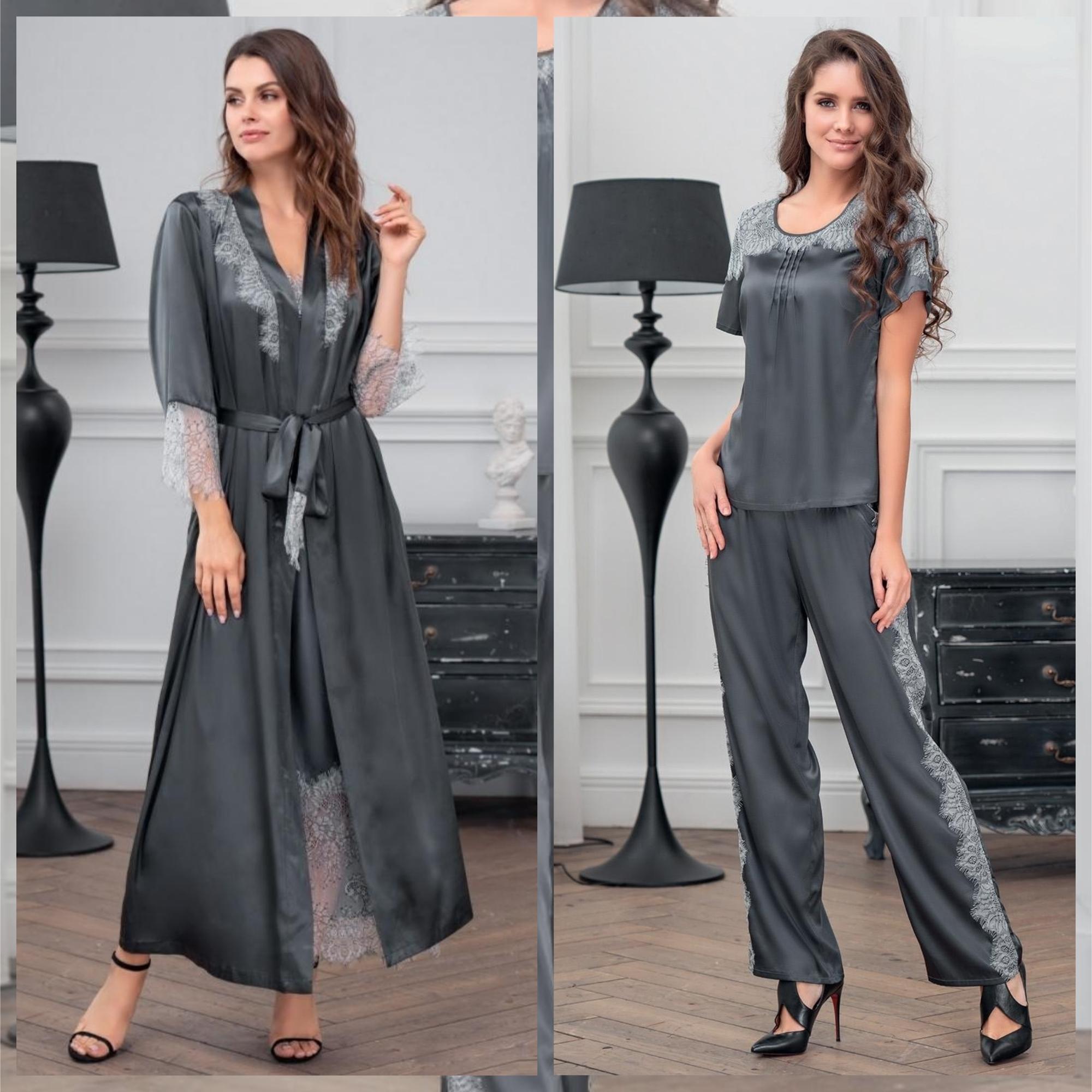 Женские пижамы и халаты Mia-Mia купить