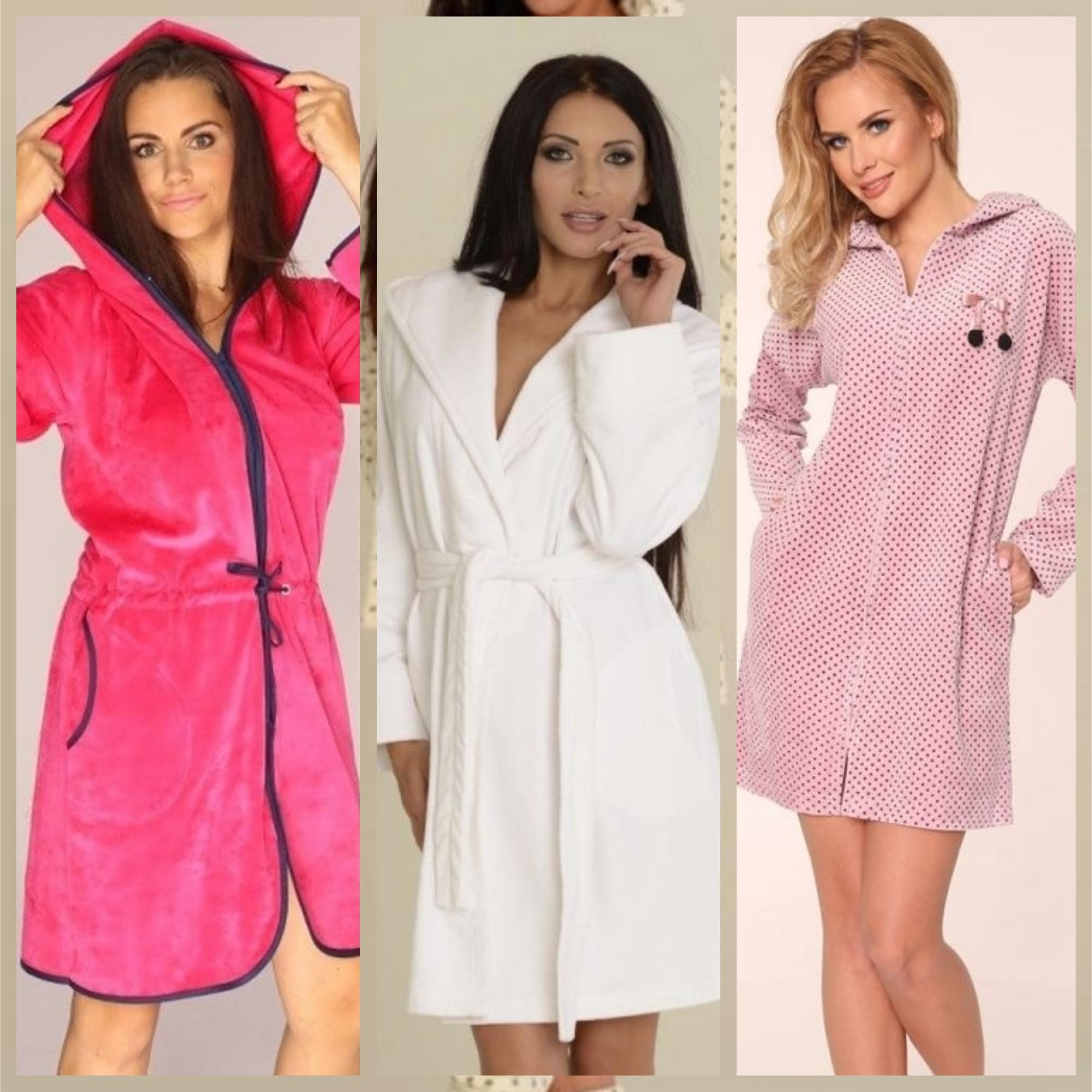 Женские халаты De Lafense купить