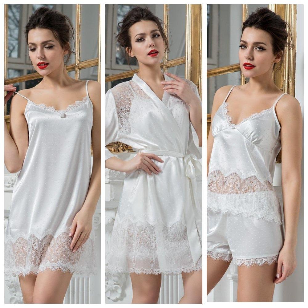 Женские сорочки, пижамы и халаты Mia-Mia купить