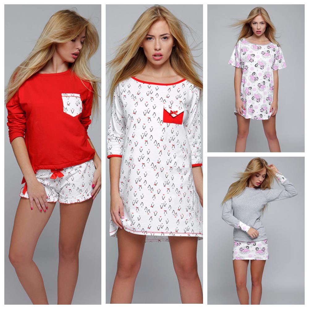 Сорочки пижамы халаты комплекты Sensis Польша купить