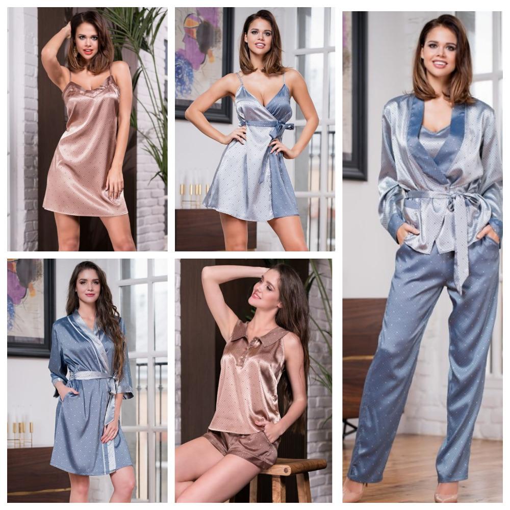 35ba7b9ac072 Эффектные, стильные, с нестандартными элементами модели одежды для сна и  дома: сорочки, пижамы, халаты, делают ее особенной и в тоже время  универсальной.