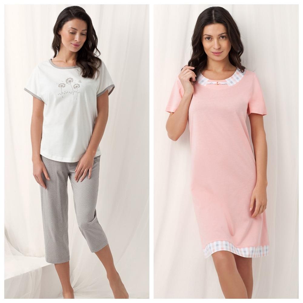 Женские сорочки и пижамы Luna