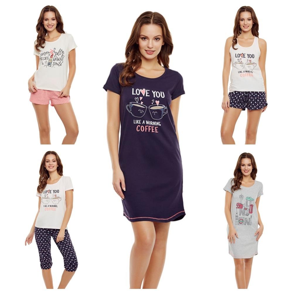 Женские пижамы и ночные сорочки Henderson купить