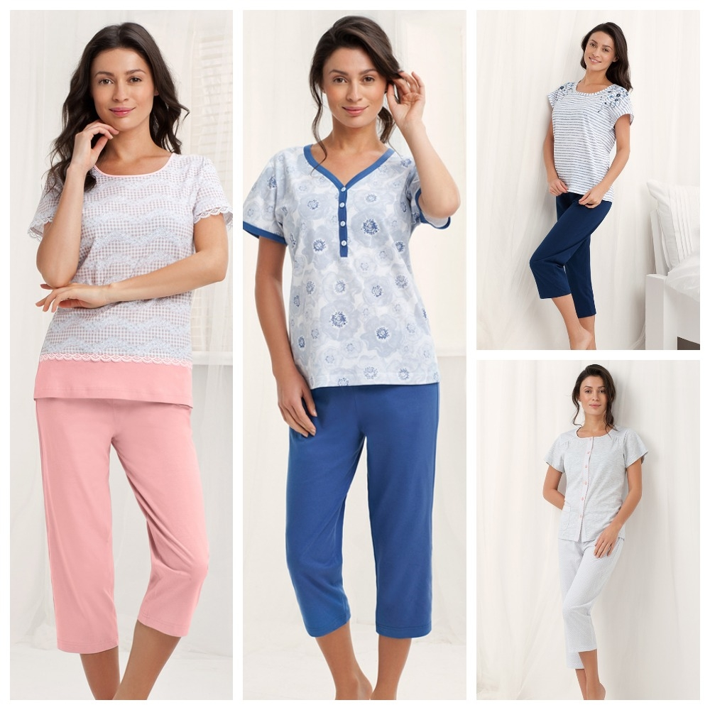 Женские пижамы Luna
