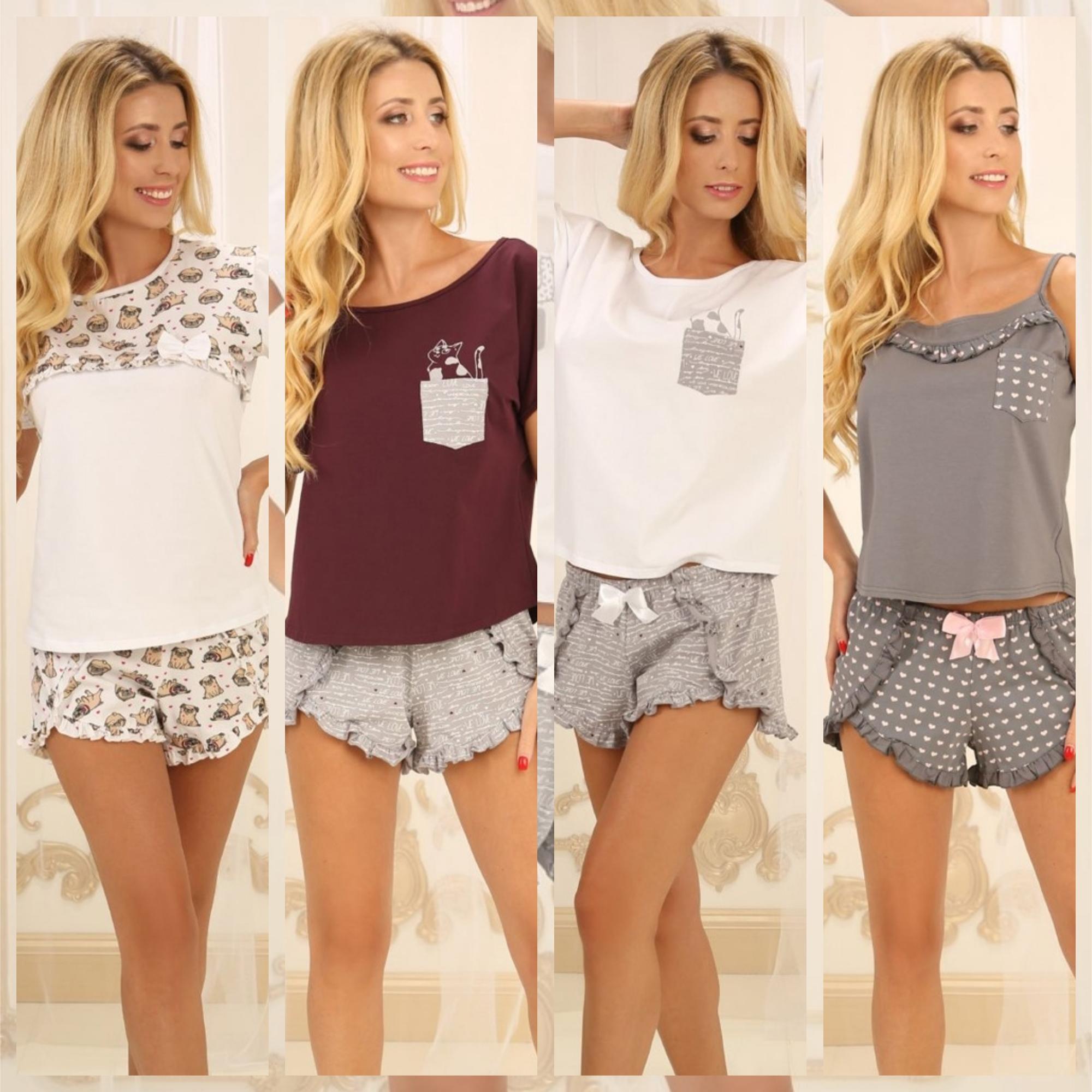 Женские пижамы Violet delux купить