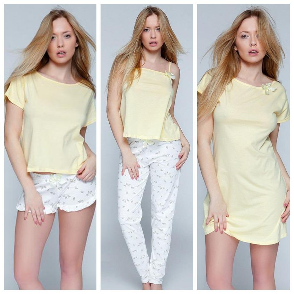 Женские сорочки и пижамы Sensis
