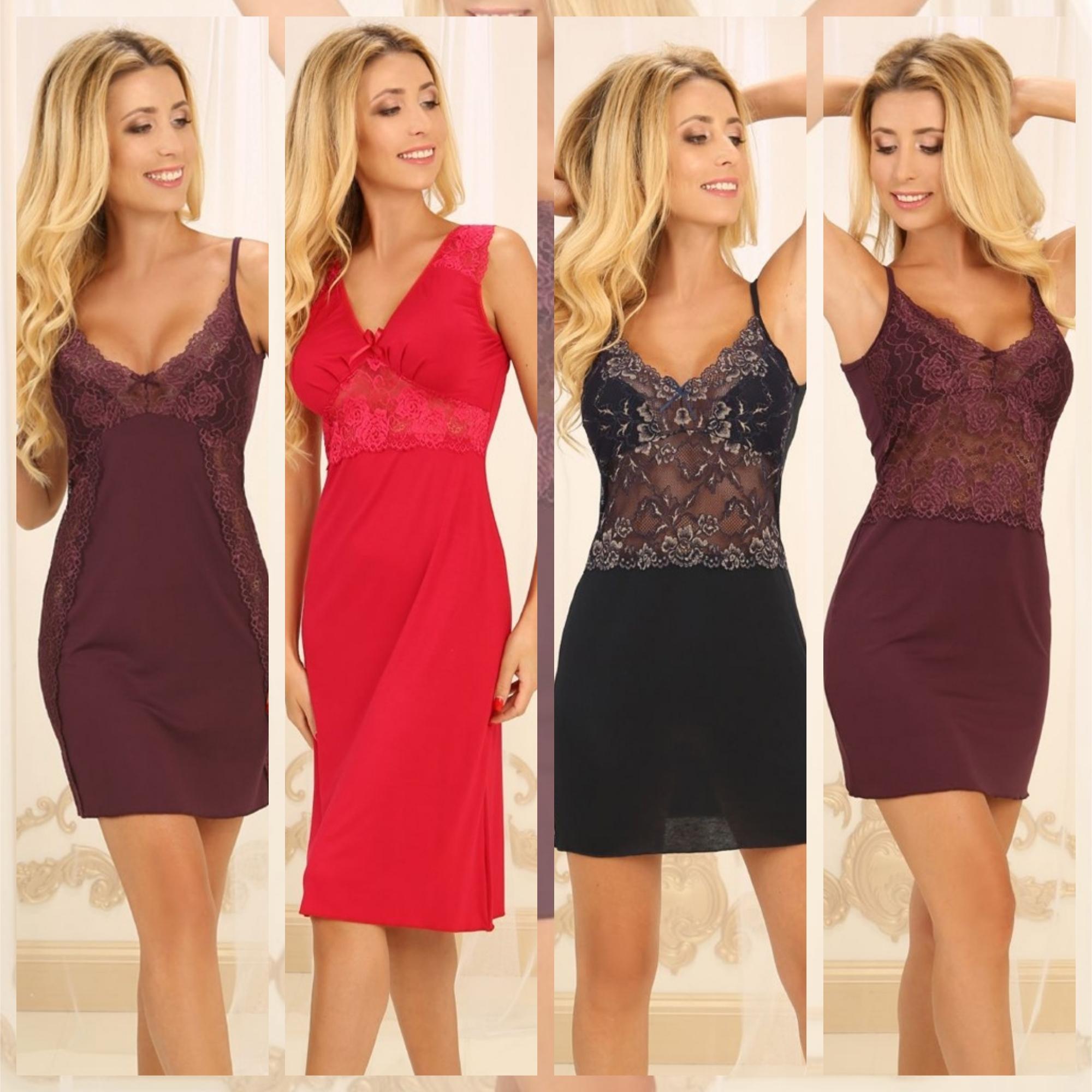 Женские сорочки Violet delux купить