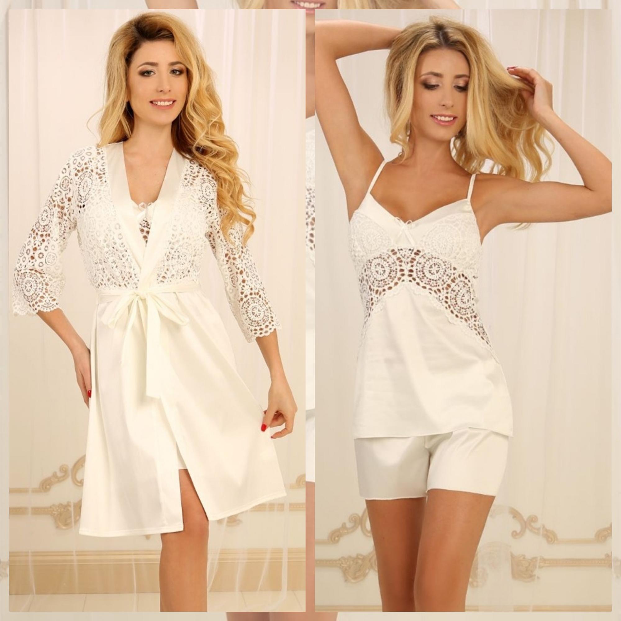 Женские халат и пижама Violet delux купить