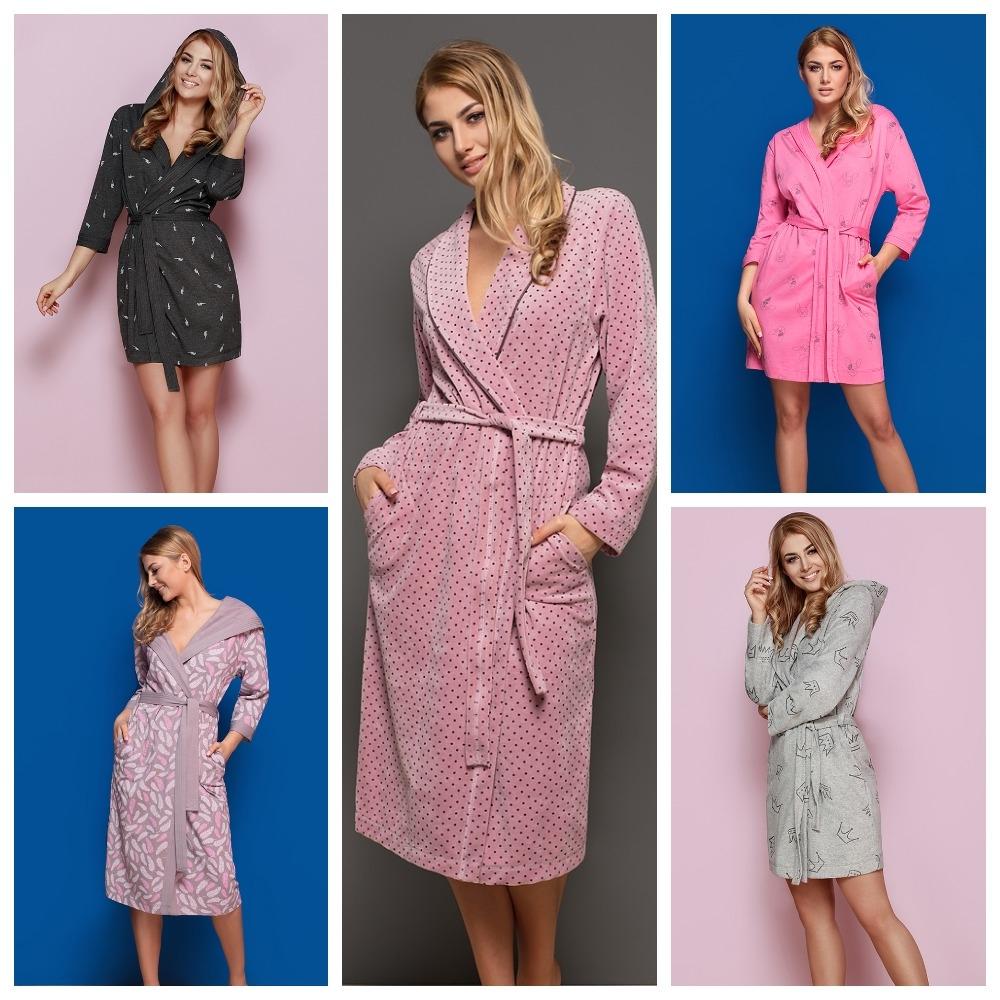Женские халаты L&L