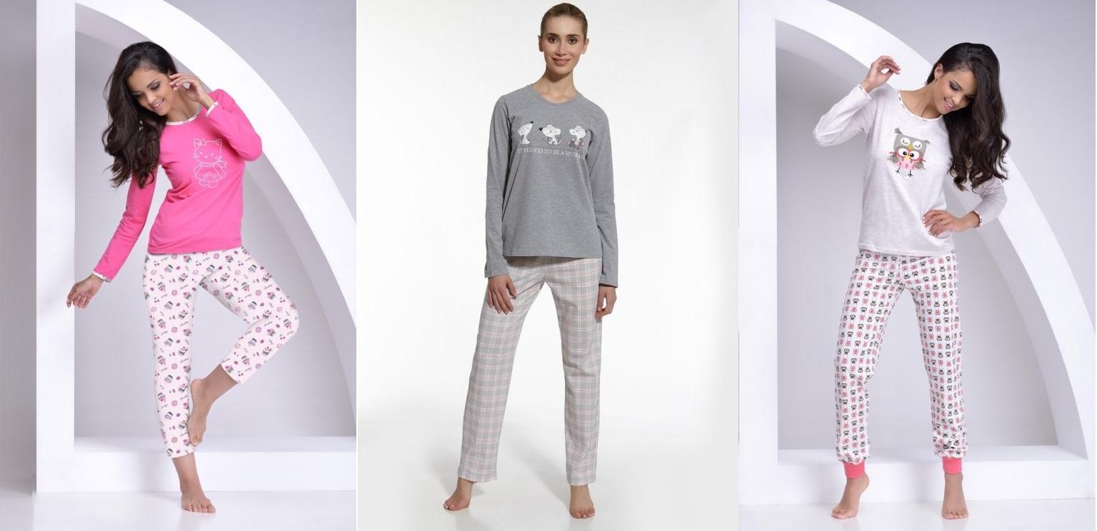 женская одежда пижамы
