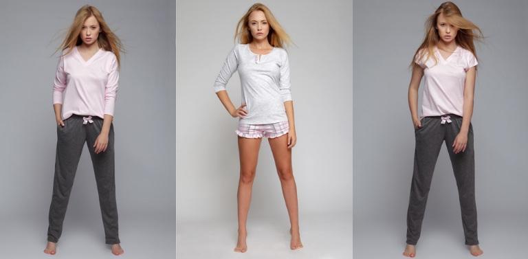 Пижамы сорочки халаты ТМ Sensis купить