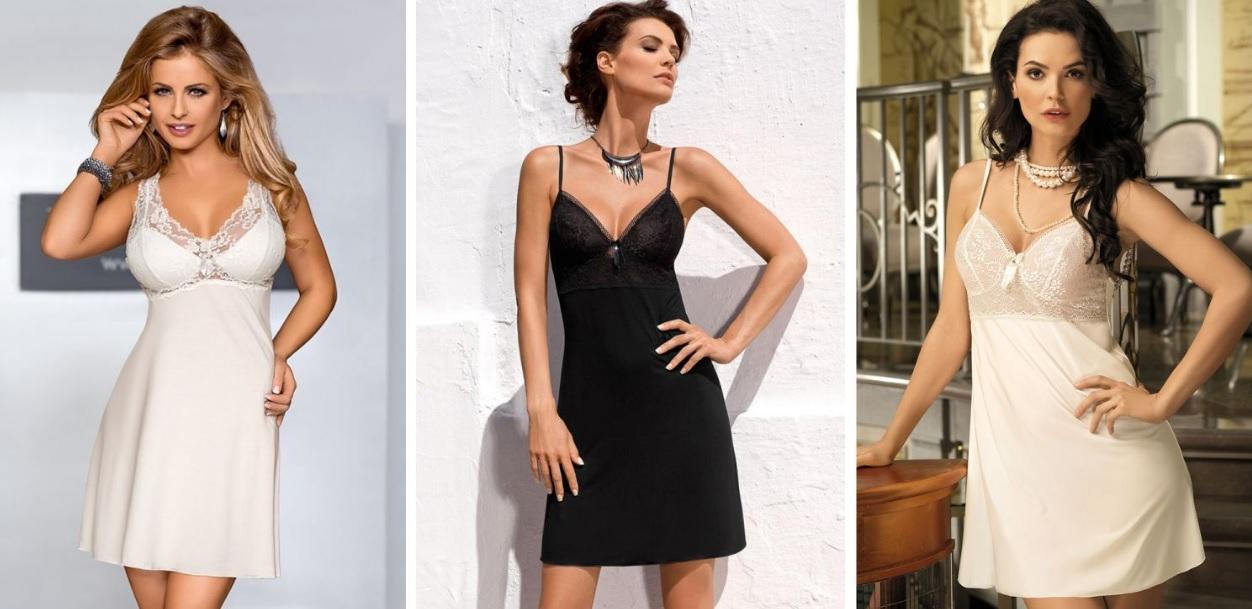 Обновление размерного ряда женских сорочек TM Niplplex