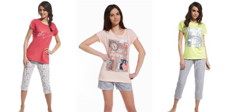 Женские мужские детские пижамы сорочки Cornette купить в интернет-магазине Киев