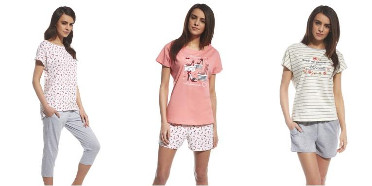 Пижамы сорочки Cornette Польша купить