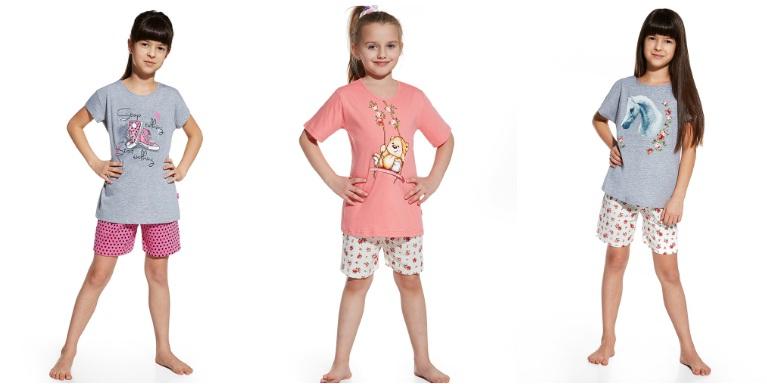 Пижамы детские для девочек Cornette купить в интернет-магазине Киев