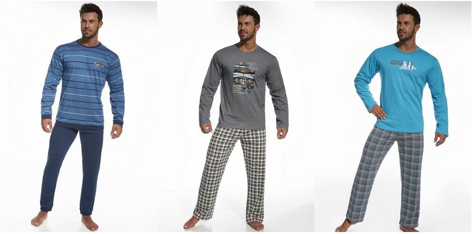 пижамы для мужчин Cornette