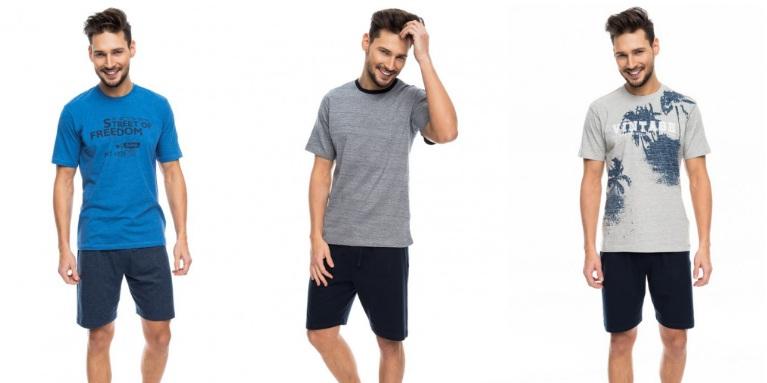 Мужские пижамы халаты нижнее белье Rossli Польша купить