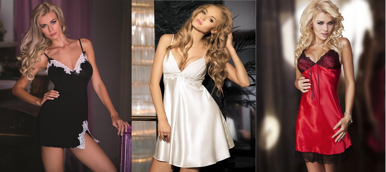 Женские сорочки, одежда для сна, сорочки шелк