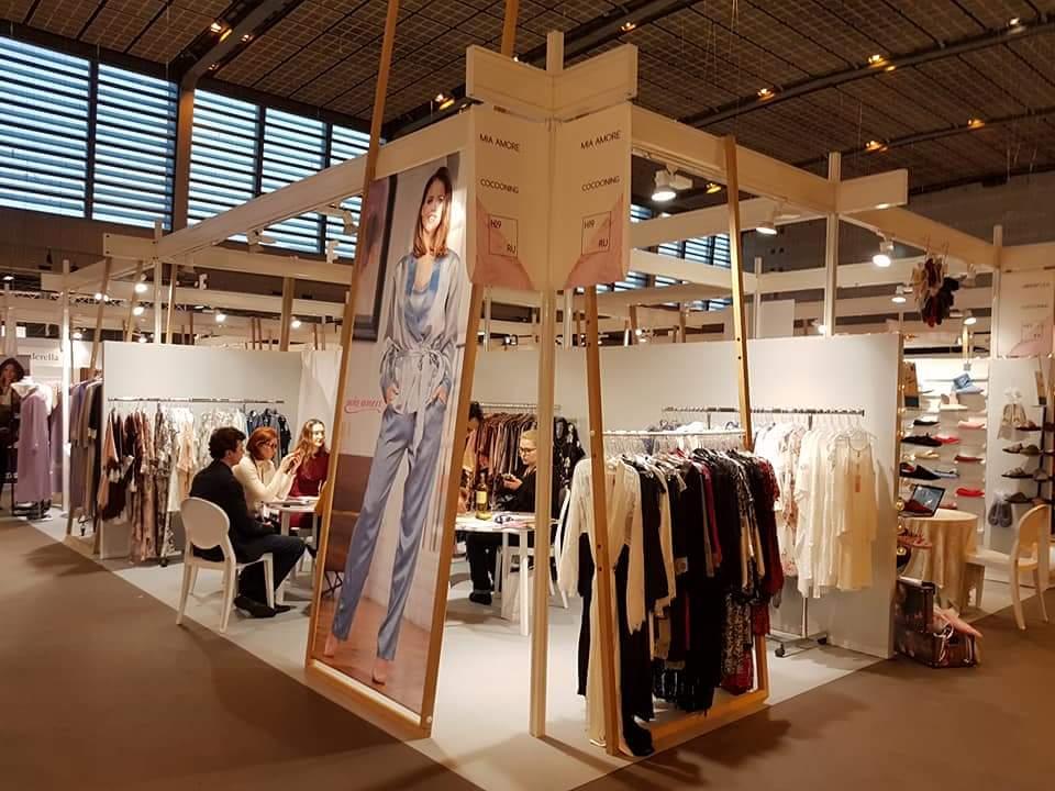 Mia-Mia на выставке в Париже 2018