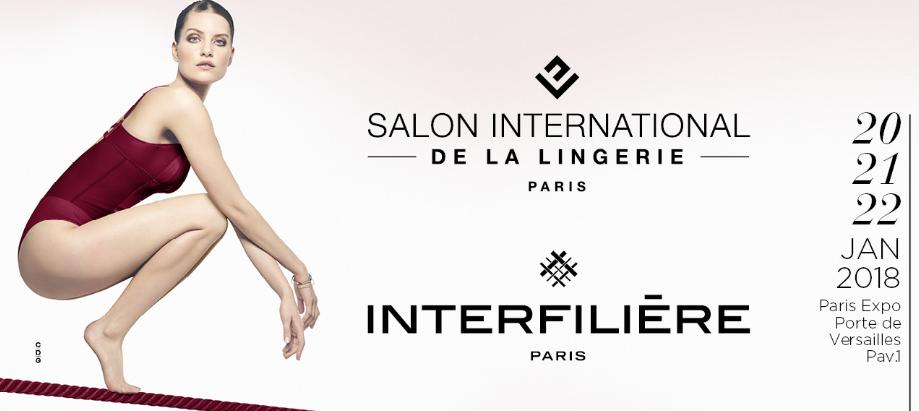 Выставка SALON INTERNATIONAL в Париже 2018