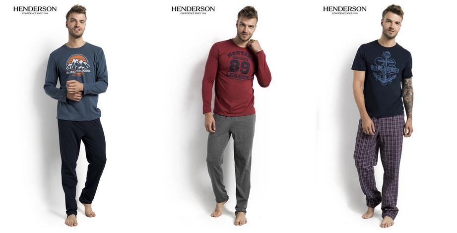 пижамы для мужчин Henderson