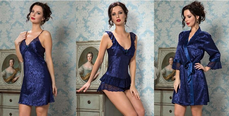 Сорочки, халаты, пижамы Angelina Mia-Mia купить