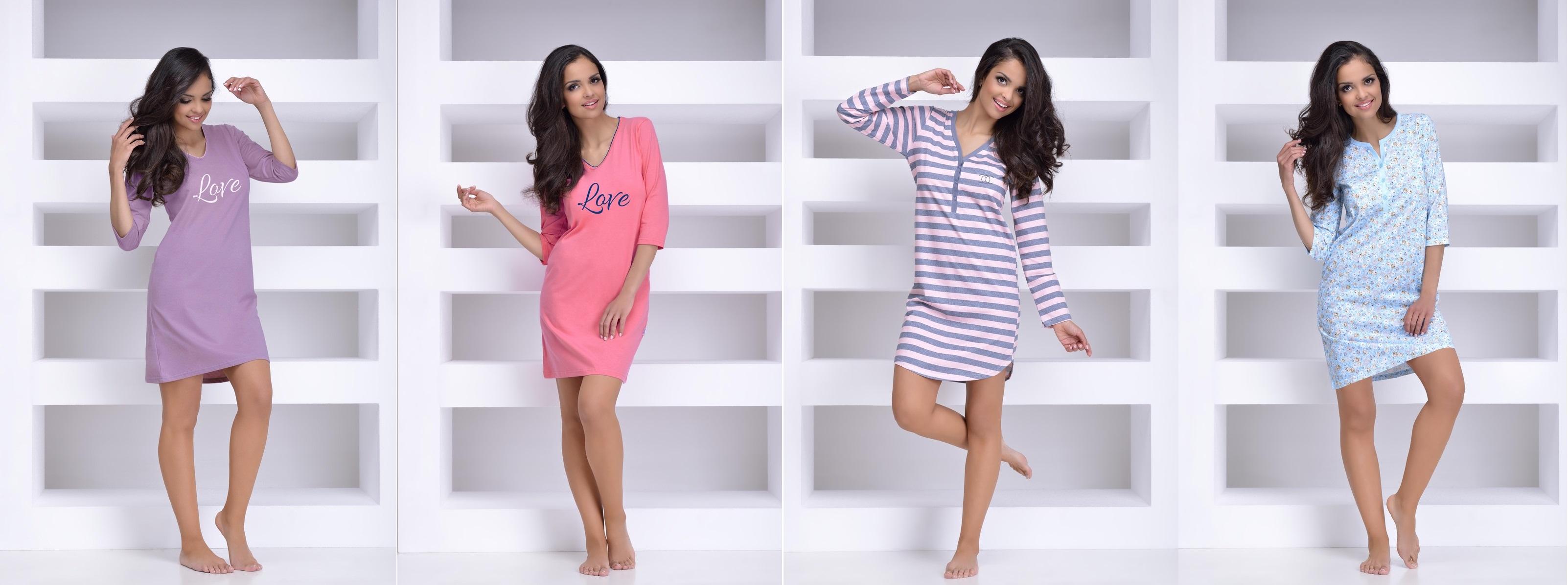 Женские сорочки хлопок, ночные сорочки из хлопка купить интернет-магазин Киев