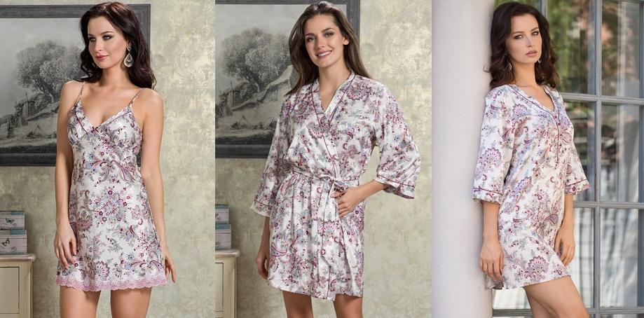 Сорочки, пижамы Paola Mia-Mia купить