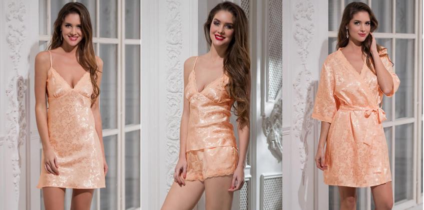 пижамы сорочки, халаты Margo Mia Mia купить в интернет магазине