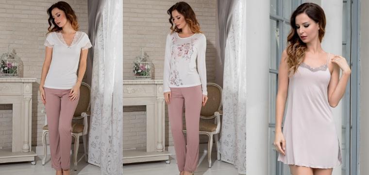 Пижамы сорочки Milana Mia-Mia