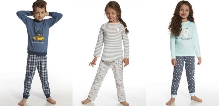 Детские пижамы Cornette купить