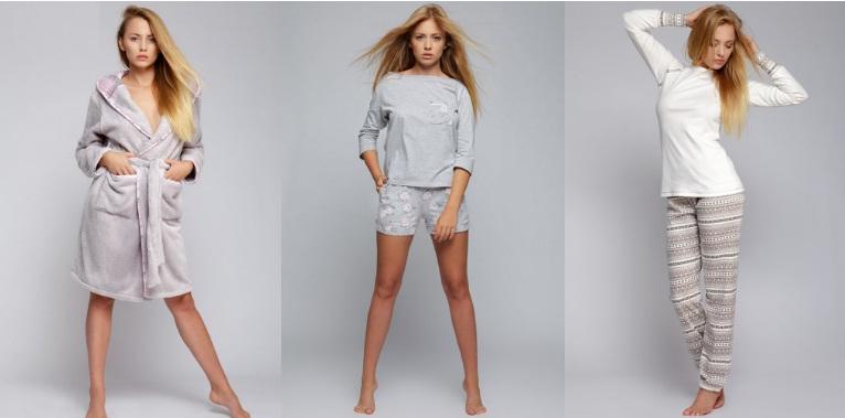 Пижамы сорочки халаты ТМ Sensis